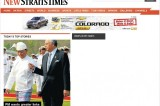 <Top N> Major news in Malaysia on March 29 2012