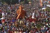 Bengali New Year's Day celebrated