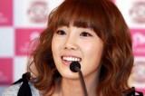 Leader of K-Pop Group Meets Press