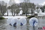 Walking In The Bubbles?