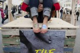'One Day Without Shoes' Event in Toronto