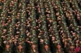 NK Soldiers Chant Slogan Against Lee Myung-bak