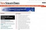 <Top N> Major news in Malaysia on April 5 2012