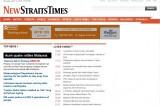 <Top N> Major news in Malaysia on Apr 12 2012