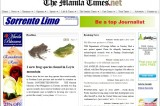 <Top N> Major news in Philippines on Apr 18 2012