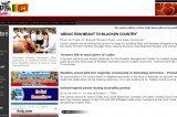 <Top N> Major news in Sri Lanka on Apr 13 2012