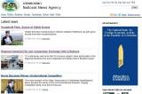 <Top N> Major news in Uzbekistan on Apr 12 2012
