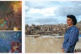 Lebanese painter looks for lost Utopia