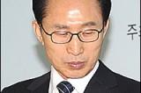 Lee calls N.Korea 'naughty child'
