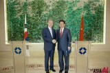 Beginning Of Korea-China FTA Talks