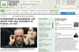 <Top N> Major news in Kazakhstan on May 9