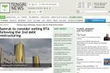 <Top N> Major news in Kazakhstan on May 16