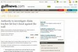 <Top N> Major news in UAE on May 11