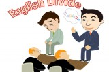 English divide deepens further