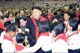 N. Korean leader seeks to bolster public image