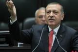 Erdogan:Turkish Military Authorized Against Future Syrian Attacks