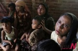Rohginya Muslims In Myanmar Escape To Bangladesh
