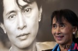 Excerpts from Aung San Suu Kyi's Nobel Peace Prize speech