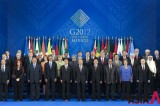 EU leaders at G20 vow to restore stability