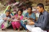 Hand-held fans still popular in Pakistan