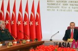 40 Turkish generals forced to retire for plotting coup