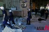 Riot Police Crack Down Anti-Gov't Protest In Bahrain