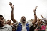 Yemenis Rally In Support Of Their President