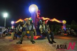 Amusement Park Attract People's Interest In Pyongyang