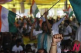 Indians Rally To Support Anti-Corruption Crusade