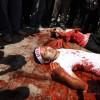 Die-In Performance To Protest Violence Against Muslim In Myanmar
