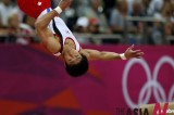 South Korean Gymnast Takes Gold In Vault