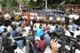 Bangladeshi journalist community threatens tougher movement