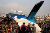 12 foreigners, seven Nepalis killed in a plane crash in Kathmandu