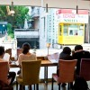 Cafe emerges as a favorite spot for Korean students to study