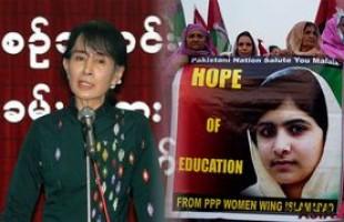 AJA picks Aung San Suu Kyi and Malala Yousafzai as Asians of 2012
