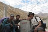Three Kathmandu youths successfully trek gruelling Himalayan trails