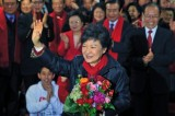 South Koreans elect first female President