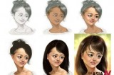 Korean Faces Brought Alive by an Egyptian Brush