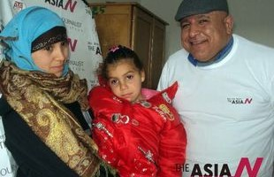 The AsiaN witnesses a humanitarian mission in Tunisia