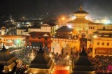 Pashupatinath saw largest crowd at Shivaratri festival