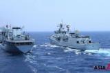U.S. display of military power act of hegemony (South China Sea)