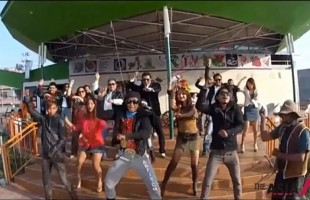 Gangnam style sends Nepali youth into raptures