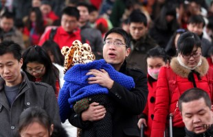 Chinese rapid growth: the culprit of stress?