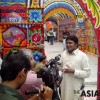 Pakistani truck art to change nation's image