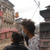 Nepal: fear, debris and shattered lives