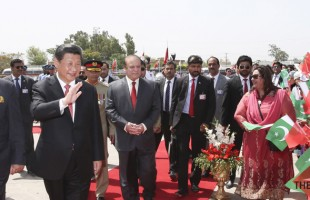 Revival of ancient Silk Routes: China-Pakistan Economic Corridor project kicked off