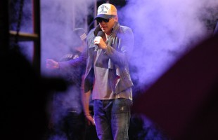 "South Korean singer ""Rain"" starts his world tour"