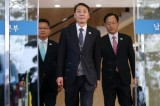 Two Koreas hold working-level dialogue this afternoon