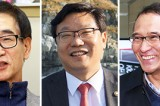 President Park replaces five ministers