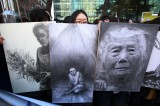 Another former sex slave dies; 46 victims remain